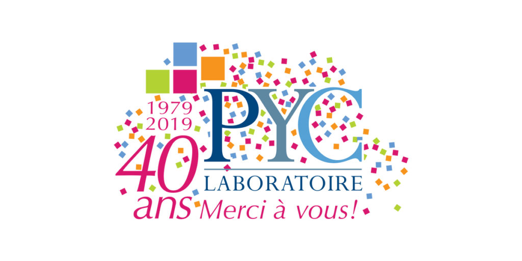 laboratoire pyc 40 ans