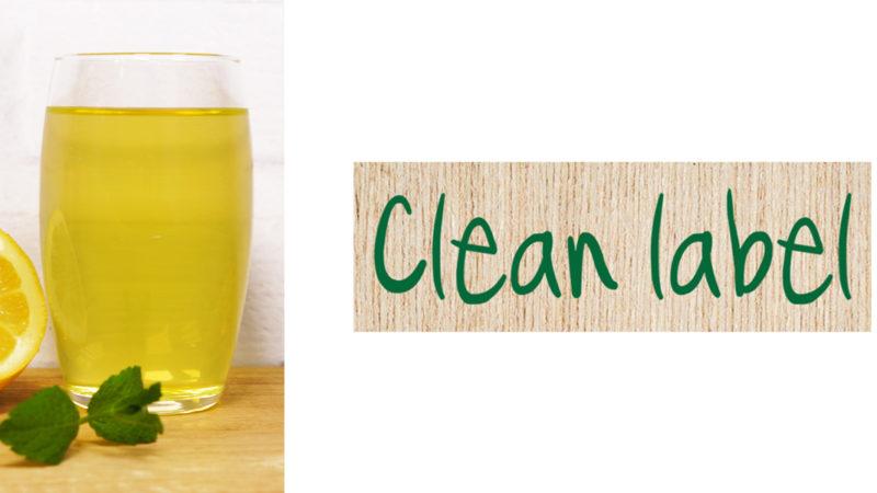 clean label food supplements
